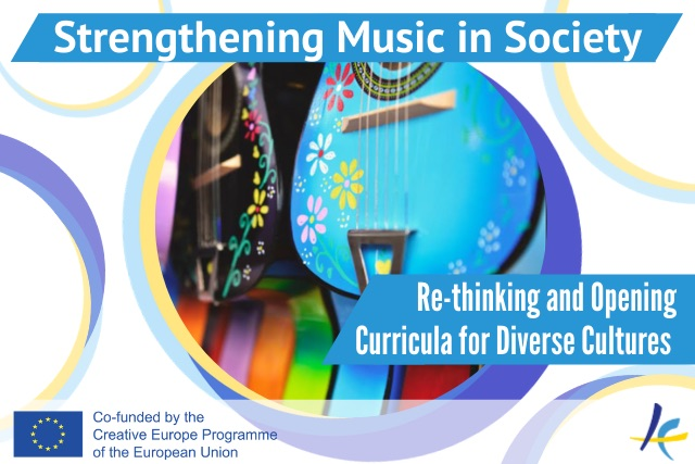 Strengthening Music in Society