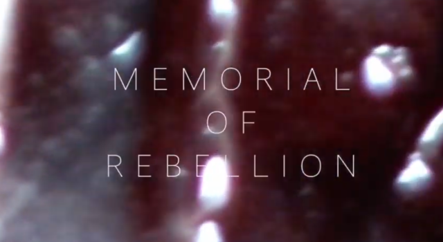 Memorial of Rebellion