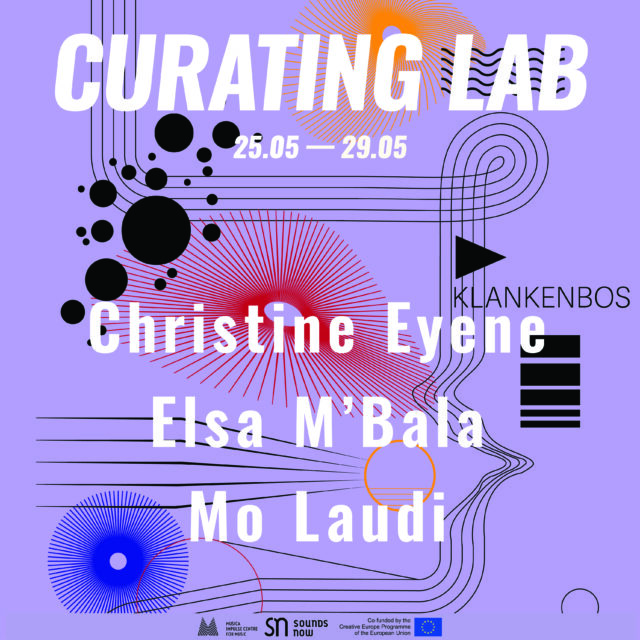 Curating Lab at Musica