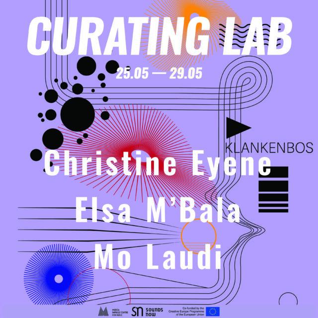 Curating Lab at Musica