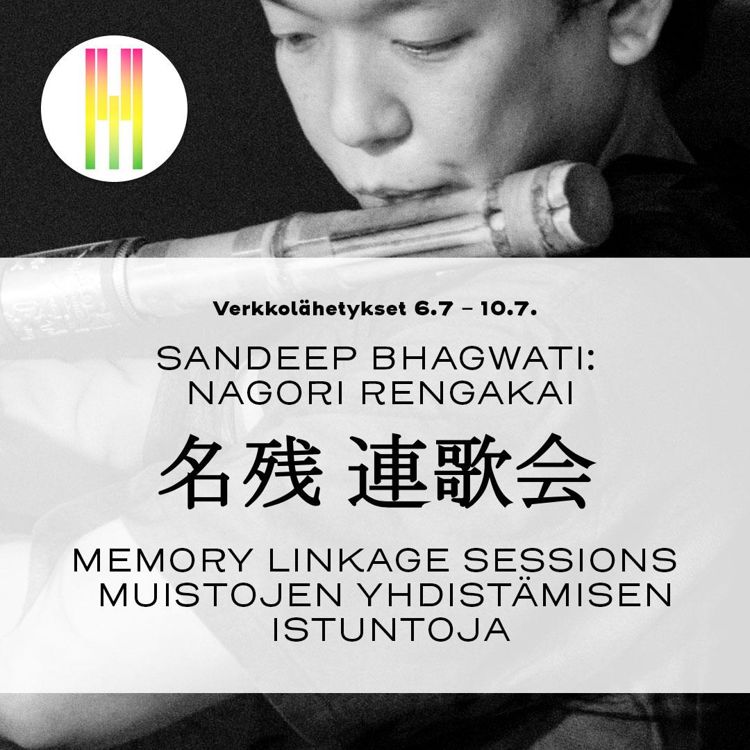 Compvisation between ensembles Nagori Rengakai at Time of Music Festival 2021
