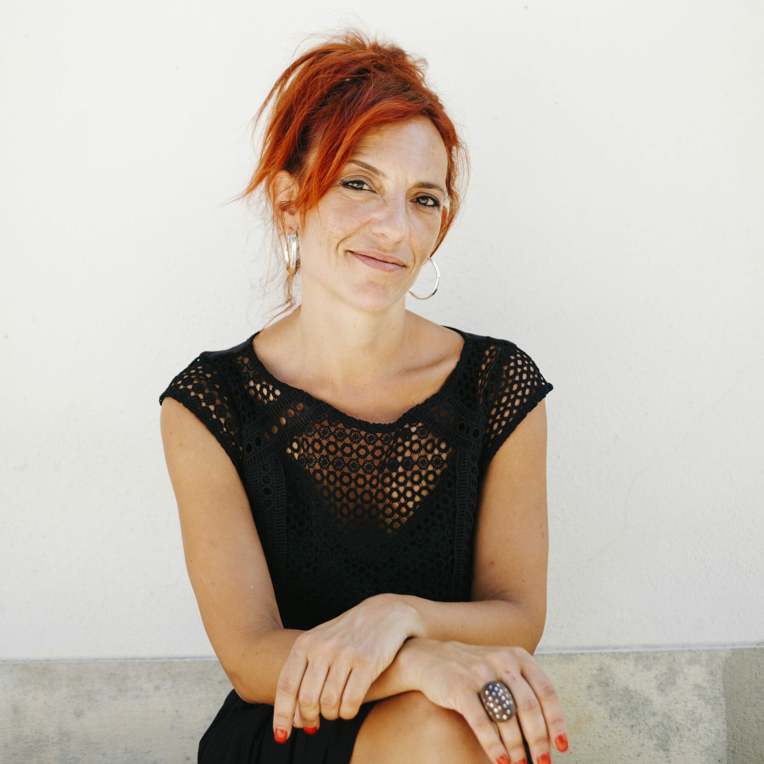 Raquel Castro curator for Sound Art in Public Spaces