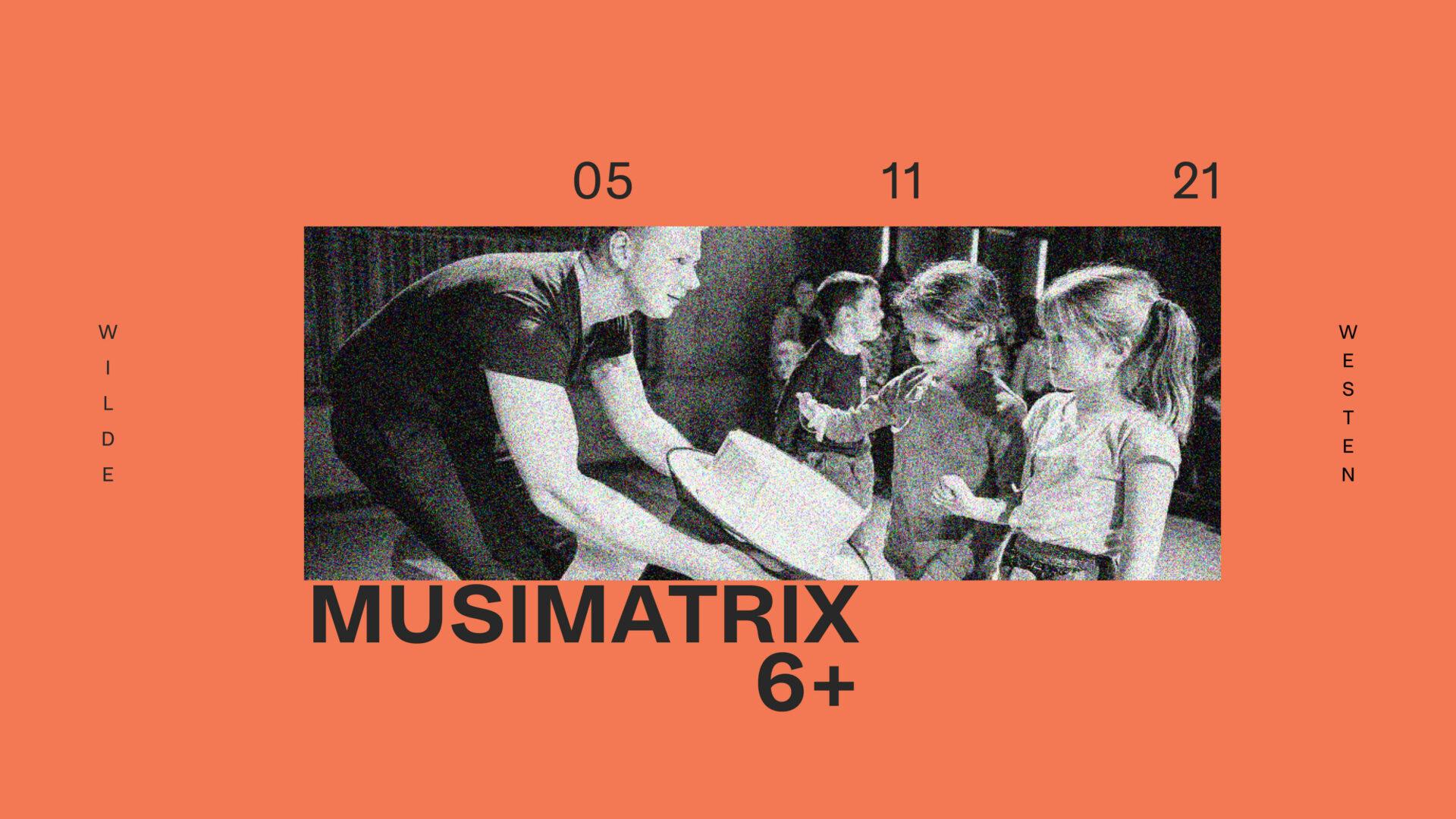 Musimatrix musical duo interactive sound experience